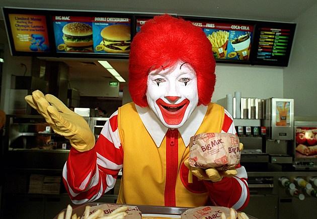 McDonalds Opening