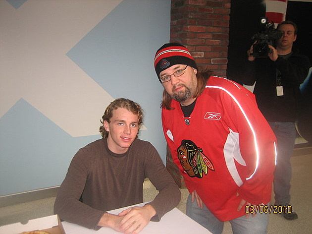 Double T with Patrick Kane