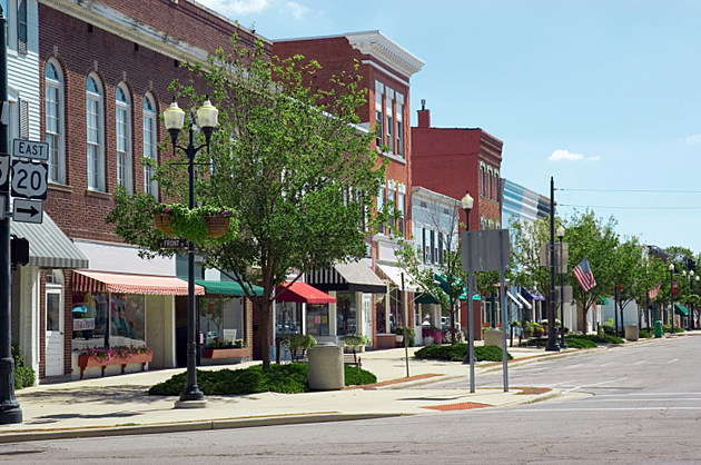 Small Town U.S.A.