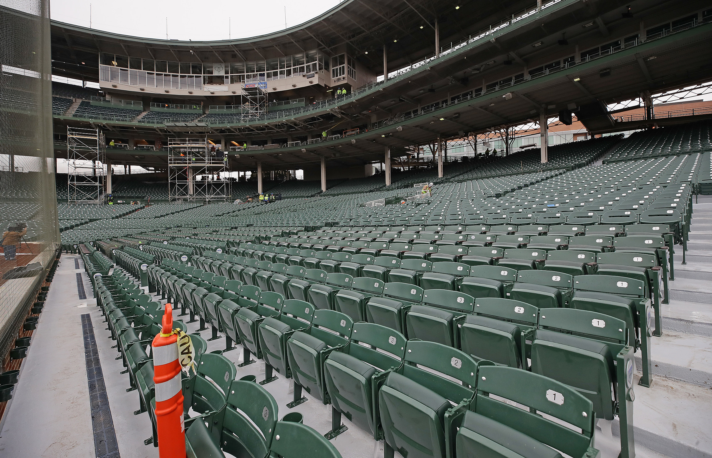 The New Seats Are Wrigley Field Are Too Small